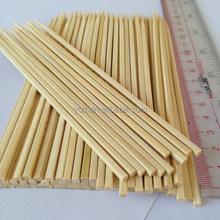 6.0mm dia 22cm Outdoor activities using bbq skewers of bamboo Manufacturer