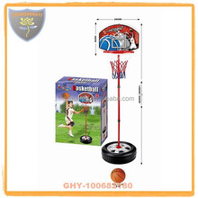 Fashion design tire basketball stands for kids with EN71 certificate