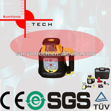SR30 automatic surveying instruments high accurancy rotary laser level