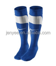 Sports wear Men's high quality knee high brand football socks