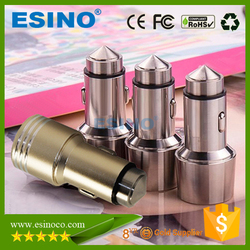 Professional mobile phone accessories factory wholesales /OEM USB car charger