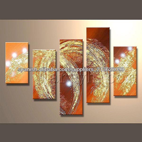 Caliente venta de grupo de pintura moderna para decoraci n for Pintura casa moderna