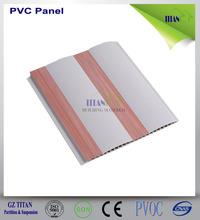 azulejos del techo de plástico suspendida