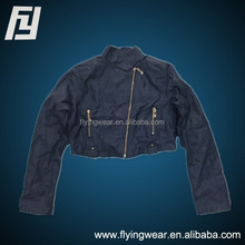 Wind Leather Jacket