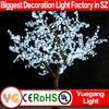 decoration light tree decorative indoor light up tree