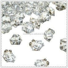 Abundant Clear Crystals Stone Confetti For Wedding Accessory