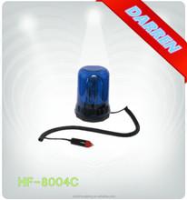 12v 24v Blue Rotating Flashing Warning Strobe Light Ambulance Beacon Light