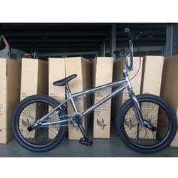 BMX bike hot sale Chinese supply chrome steel frame high quality BMX bicycle free style bike