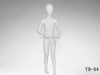 cheap invisible display child full body mannequin for sale