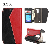 Newest fashinable cheap wallet style flip cover case for Moto g, custom cover case for moto g3
