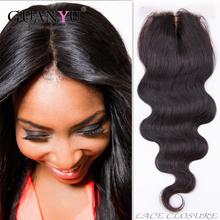 High Feedback 7A Grade Cheap 100% Human Virgin Hair Bundles With Lace Closure