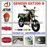 motorbike spare parts for Qingqi QM200GY B