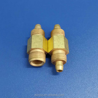 customizable and best price brass 10mm compression fitting