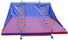 Jacob's Ladder Inflatable Climbing Game