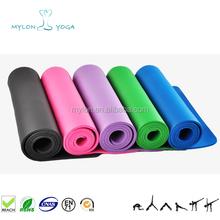 Wholesale China supplier folding anti slip gym mat fitness