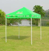 3 M * 3 M tente pliante en plein air tente gazebo à vendre