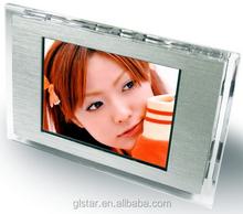 bulk factory low price 2.4 inch desk digital photo frame