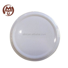 Colored silver golden screw tin lids for glass jars, 70mm78mm metal cap