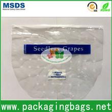 Customized Fruit Packaging Bag for grape/cherry /fruit packaging cherry
