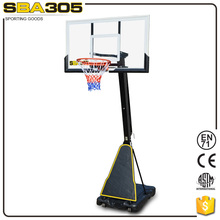 Professional basketball stand set from SBA305 for sale