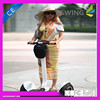 Hot Newest Fashion City road Model Electric Chariot for Short Trip Lady scooter
