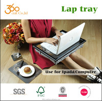 Breakfast & Teatime & Bed Bean bag lap trays, lap tray, cushion dinner lap tray