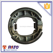 Cheap Chinese motorcycle spare parts,JH70 motorcycle brake shoe for aftermarket wholesale