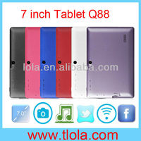 Q88 Tablet PC 7 screen Android 4.0