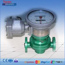 Digital Explosion proof oval gear flow meter, pulse output flow meter