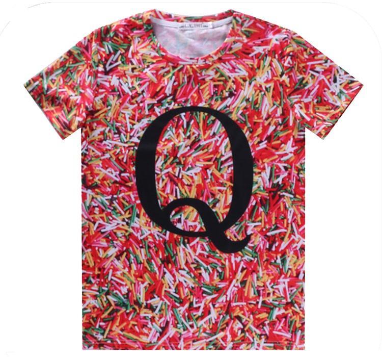 sublimation t shirt (109