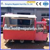 electric mini food transportation truck for sale