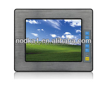 8.4 inch cheap LCD touch monitor with VGA / PC monitor,800*600,panel mount