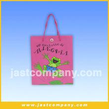 Cartoon Design Paper Bad, Music Promotion Tote Bag