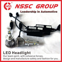 New Car LED Headlight Hi Lo Beam High Power Automotive Headlamps Fog Lamps 5000lm H4 H13 9004 9007 LED Car Headlight Kit With CE