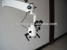 AJ-L100D plus High Performance Operating Microscope for Dental Surgical LED Light Source Dental Microscope with 6 steps