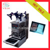 Automatic plastic sealing machines food trays