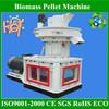 2015 Hot sale biomass fuel pellet machine with best price