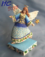 Resin Angel Ornament, Resin Angel Handicraft, Resin Angel Miniature