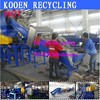 KOOEN professional used plastic recycling machine with good performance