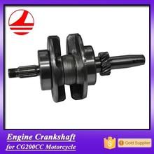 cg200 motorcycle engine crankshaft