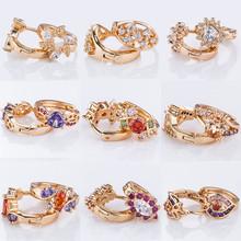 Popular Fashion Design jordan fantasy/fancy stud earring wholesale