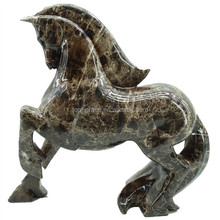 Resin mable decal running horse