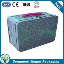 2015 wholesale plain tin lunch box&custom tin lunch box