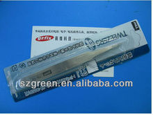High quality GOOT TS-13 Stainless Precision Tweezers Round