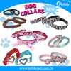 2015 Alibaba China hot sale pet product fashion adjustable dog cervical collars