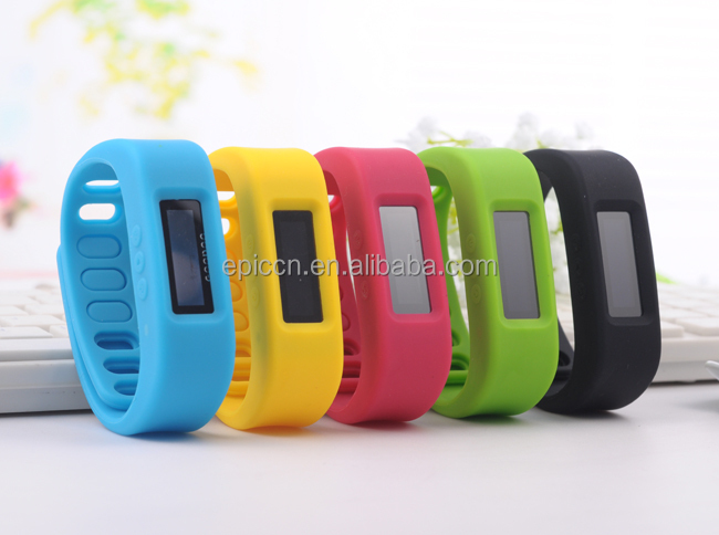 Christmas gift Fashion Wrist Bracelet Watch, Wireless Watch Mobile Phone,Bluetooth Bracelet Smart Watch