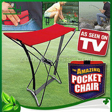 folding chair for fishing portable pocket fishing chair