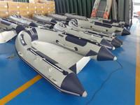 China deep V shape bottom inflatable boat