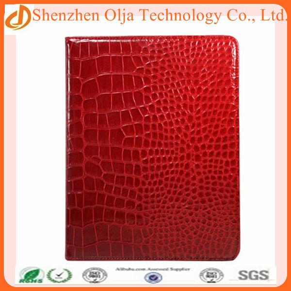 hot sale leather case protective for ipad mini ,new design 360 degree rotating stand case for ipad mini