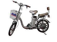 bicicleta eléctrica hecha en China